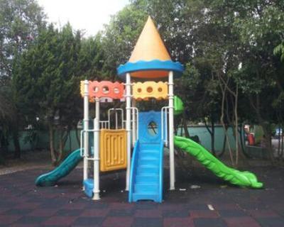 幼儿园滑滑梯_儿童游乐器材-温州强锐体育健身器材
